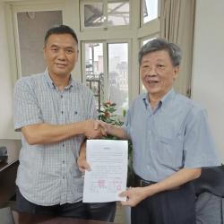 本協會與北京市西城區建築行業協會簽署合作協議